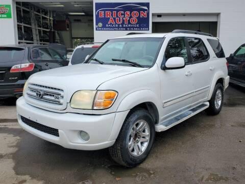 2006 Toyota Sequoia for sale at Ericson Auto in Ankeny IA