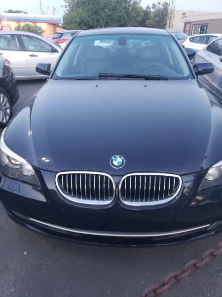 2008 BMW 5 Series for sale at Thomas Auto Sales in Manteca CA