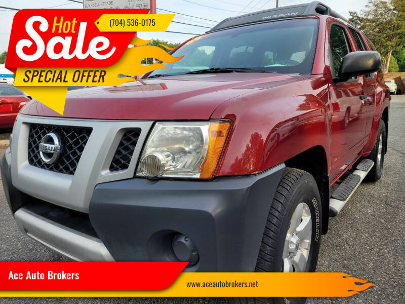 2009 Nissan Xterra for sale at Ace Auto Brokers in Charlotte NC