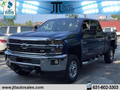 2016 Chevrolet Silverado 2500HD for sale at JTL Auto Inc in Selden NY