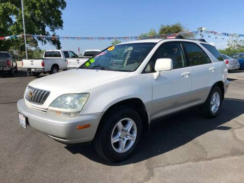 2001 Lexus RX 300 for sale at C J Auto Sales in Riverbank CA
