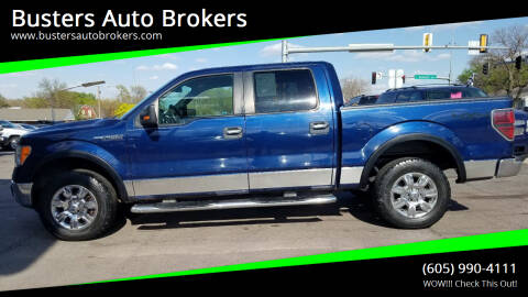 2009 Ford F-150 for sale at Busters Auto Brokers in Mitchell SD