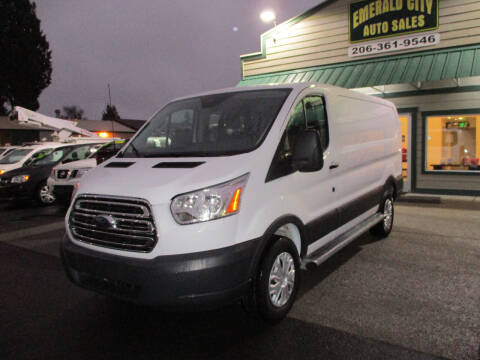 2018 Ford Transit Cargo for sale at Emerald City Auto Inc in Seattle WA