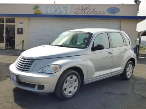 2009 Chrysler PT Cruiser for sale at Coast Motors in Arroyo Grande CA
