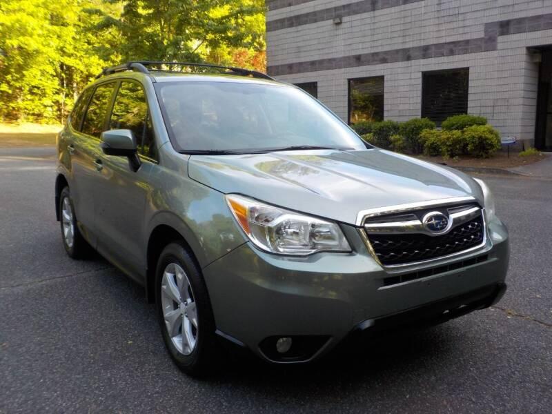 2014 Subaru Forester for sale at Salton Motor Cars in Alpharetta GA