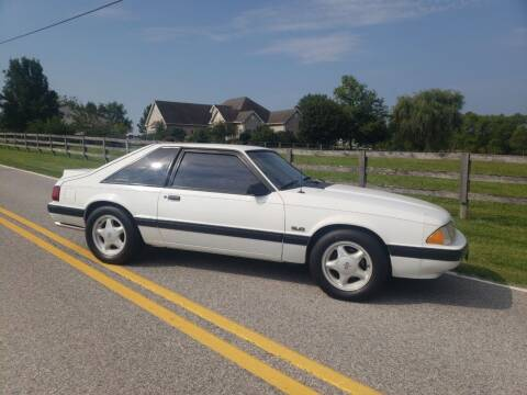 1990 Ford Mustang for sale at Kent Auto Group in Woodsboro MD