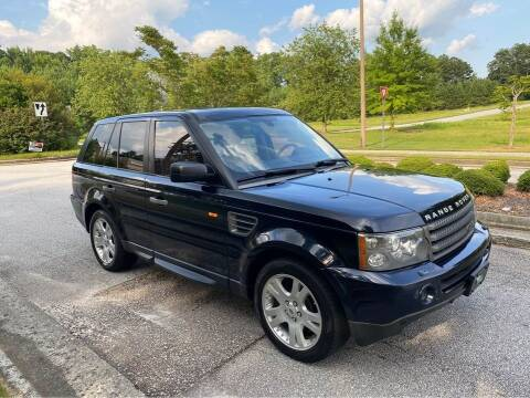 2006 Land Rover Range Rover Sport for sale at Two Brothers Auto Sales in Loganville GA