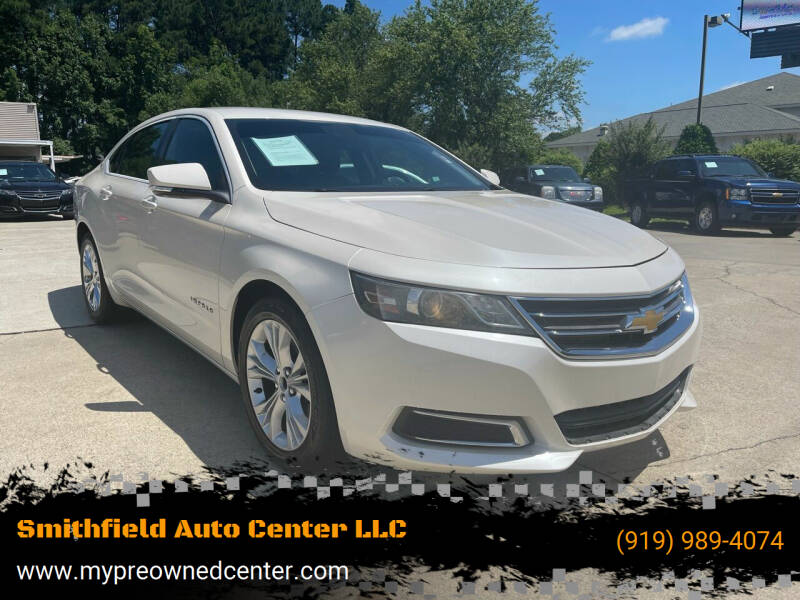 2014 Chevrolet Impala for sale in Smithfield, NC