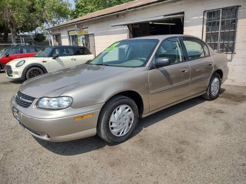 2000 Chevrolet Malibu for sale at Larry's Auto Sales Inc. in Fresno CA