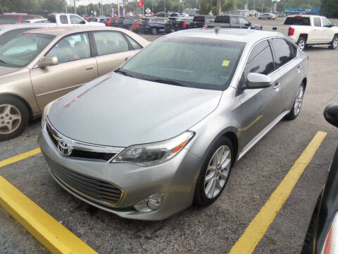 2015 Toyota Avalon for sale at ORANGE PARK AUTO in Jacksonville FL