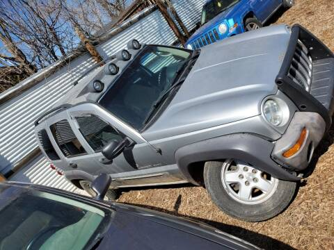 2002 Jeep Liberty for sale at Highbid Auto Sales & Service in Arvada CO