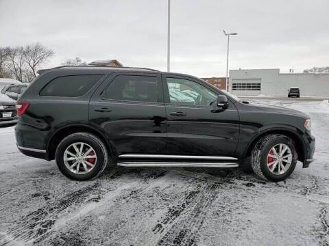2015 Dodge Durango for sale at Hawk Chevrolet of Bridgeview in Bridgeview IL