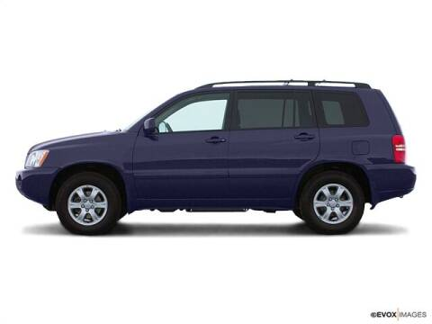 2002 Toyota Highlander for sale at Meyer Motors in Plymouth WI