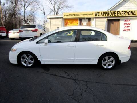 2010 Honda Civic for sale at American Auto Group Now in Maple Shade NJ