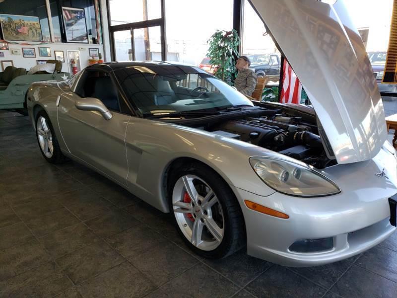 2005 Chevrolet Corvette for sale at Better All Auto Sales in Yakima WA