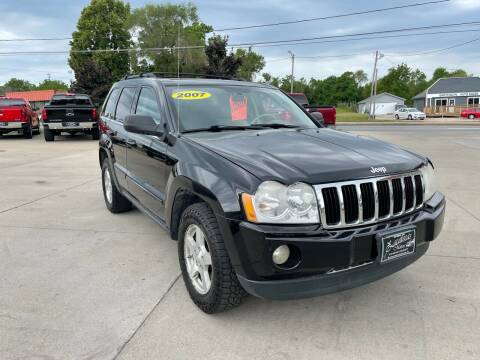 2007 Jeep Grand Cherokee for sale at Zacatecas Motors Corp in Des Moines IA