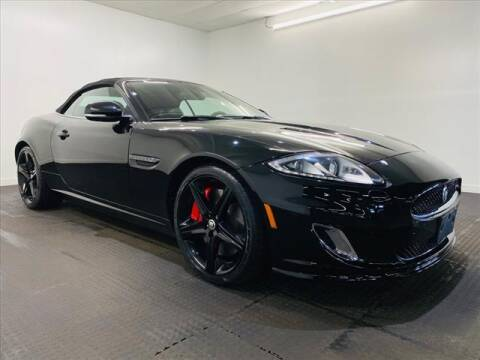 2014 Jaguar XK for sale at Champagne Motor Car Company in Willimantic CT