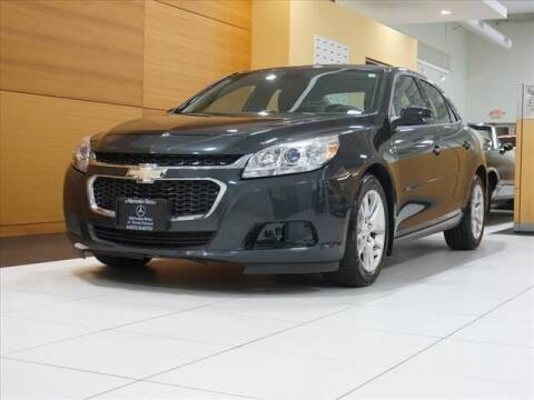 2014 Chevrolet Malibu for sale at Mercedes-Benz of North Olmsted in North Olmstead OH