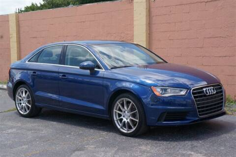 2015 Audi A3 for sale at Concept Auto Inc in Miami FL