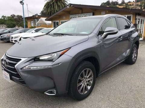 2017 Lexus NX 200t for sale at MISSION AUTOS in Hayward CA