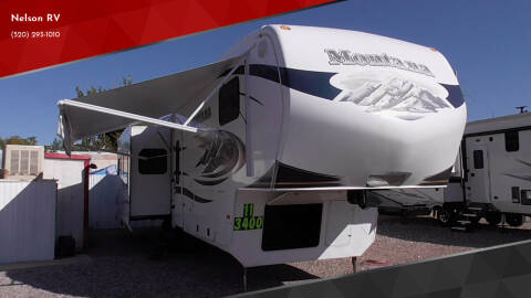 2011 Keystone Montana 3400RL 5th Wheel