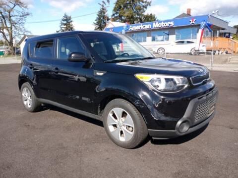 2014 Kia Soul for sale at All American Motors in Tacoma WA