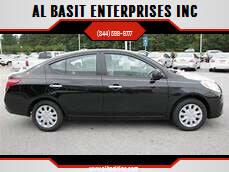 2014 Nissan Versa for sale at AL BASIT ENTERPRISES INC in Riverside CA