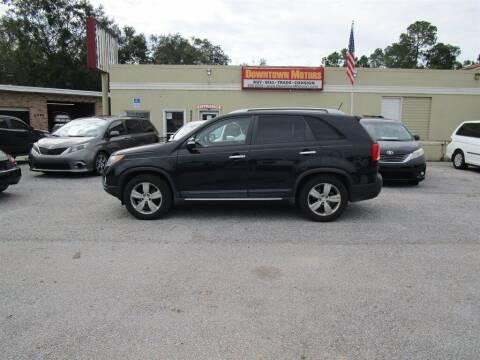 2013 Kia Sorento for sale at DERIK HARE in Milton FL