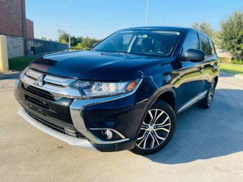 2016 Mitsubishi Outlander for sale at AUTO DIRECT in Houston TX