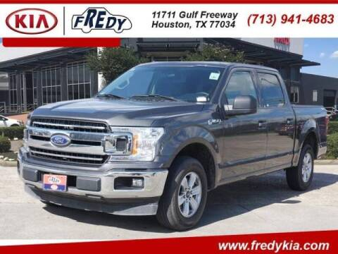 2018 Ford F-150 for sale at FREDYS CARS FOR LESS in Houston TX