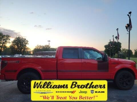 2013 Ford F-150 for sale at Williams Brothers - Pre-Owned Monroe in Monroe MI