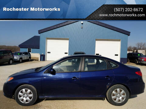2009 Hyundai Elantra for sale at Rochester Motorworks in Rochester MN