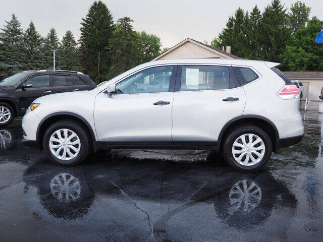 2016 Nissan Rogue AWD S 4dr Crossover - Cortland OH
