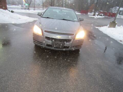 2008 Chevrolet Malibu for sale at Heritage Truck and Auto Inc. in Londonderry NH