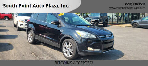 2014 Ford Escape for sale at South Point Auto Plaza, Inc. in Albany NY