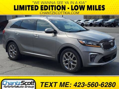 2019 Kia Sorento for sale at Chantz Scott Kia in Kingsport TN