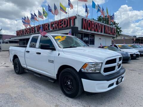 2017 RAM Ram Pickup 1500 for sale at Giant Auto Mart 2 in Houston TX