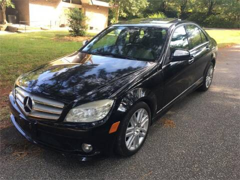 2009 Mercedes-Benz C-Class for sale at Deme Motors in Raleigh NC