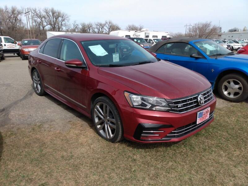 2016 Volkswagen Passat for sale at L & J Motors in Mandan ND