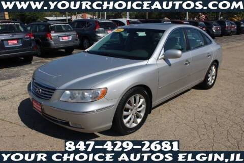2006 Hyundai Azera for sale at Your Choice Autos - Elgin in Elgin IL