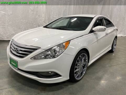 2014 Hyundai Sonata for sale at Green Light Auto Sales LLC in Bethany CT