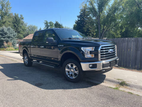2015 Ford F-150 for sale at Ace Auto Sales in Boise ID