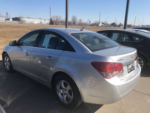 2011 Chevrolet Cruze for sale at Lannys Autos in Winterset IA