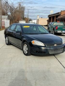 2006 Chevrolet Impala for sale at Suburban Auto Sales LLC in Madison Heights MI