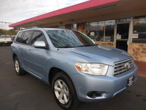2008 Toyota Highlander for sale at Auto 4 Less in Fremont CA