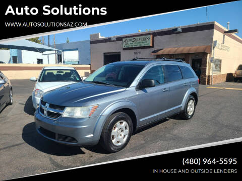 2009 Dodge Journey for sale at Auto Solutions in Mesa AZ
