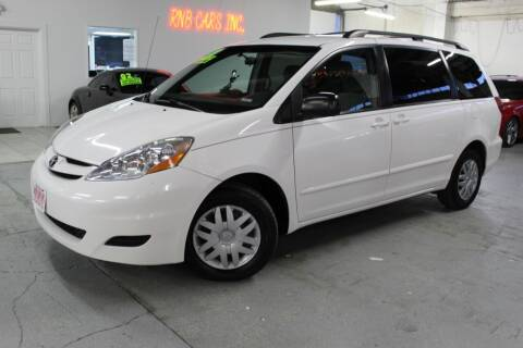 2008 Toyota Sienna for sale at R n B Cars Inc. in Denver CO
