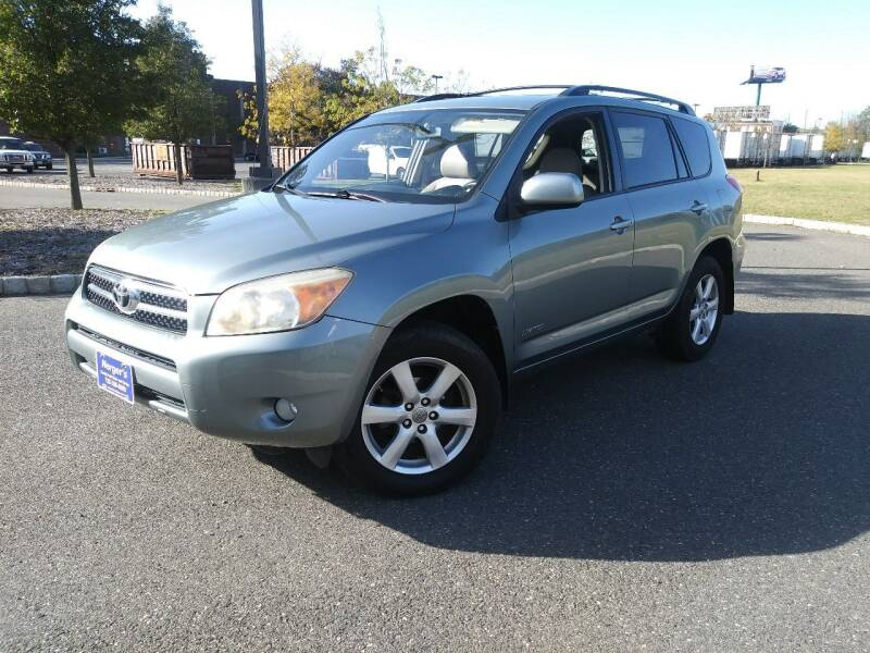 2008 Toyota RAV4 for sale at Nerger's Auto Express in Bound Brook NJ