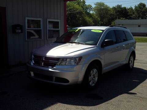2011 Dodge Journey for sale at Midwest Auto & Truck 2 LLC in Mansfield OH