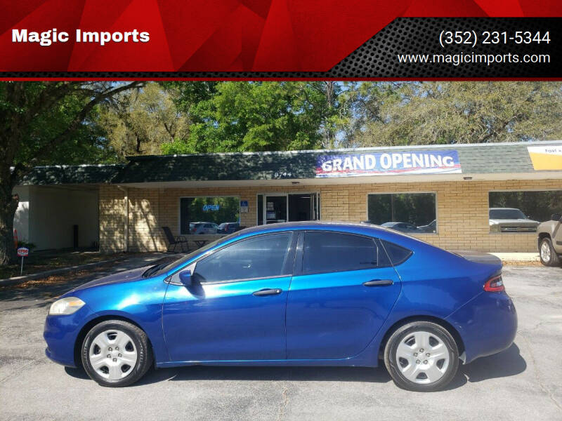 2013 Dodge Dart for sale at Magic Imports in Melrose FL